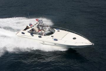 Excursion à terre à Monaco: croisière en yacht de luxe privé avec...