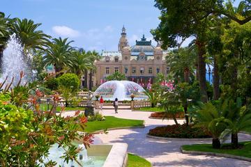 Ganztägige Tour nach Monaco und Èze in kleiner Gruppe