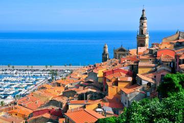 In einer kleinen Gruppe italienische Märkte – Einkaufsbummel ab Monaco