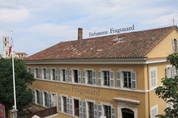 Landausflug Cannes: Grasse-Parfümerie/Weinprobe in Nizza (Kleingruppe)