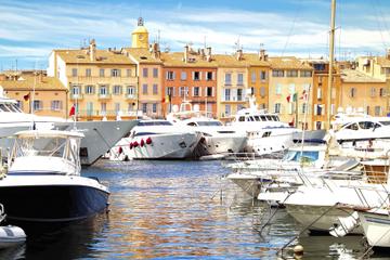 Landausflug in Cannes: Ausflug nach Saint-Tropez in kleiner Gruppe