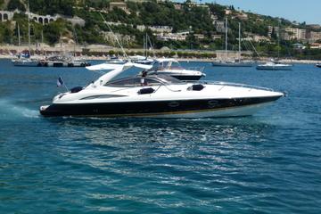 Landausflug in Cannes: Bootstour auf privater Luxusyacht mit Kapitän
