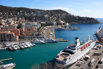 Landausflug in Cannes: Halbtagesausflug nach Nizza in kleiner Gruppe