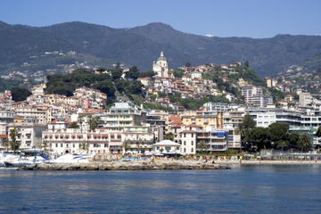 Landausflug in Cannes: Tour in kleiner Gruppe– italienische Riviera