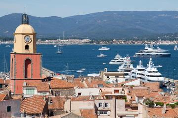 Landausflug in Monaco: Ausflug nach St.-Tropez in kleiner Gruppe