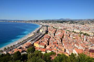 Landausflug in Monaco: Halbtagesausflug nach Nizza in kleiner Gruppe