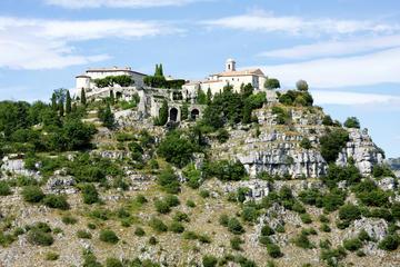 Monaco-Landausflug: Grasse-Parfümerie/Weinprobe in Nizza (Kleingruppe)