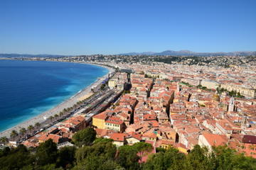 Monaco Shore Excursion: Half-Day Trip to Nice