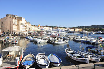 Small-Group Full-Day Tour to Saint-Tropez from Nice