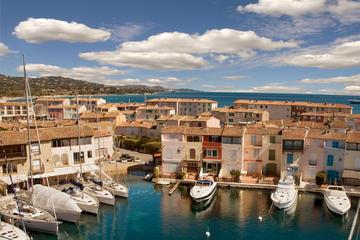 St. Tropez: Tagesausflug ab Monaco in...