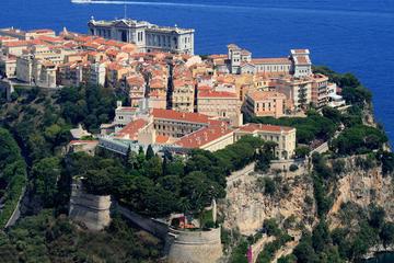 Tagestour in kleiner Gruppe nach Monaco Monte Carlo ab Nizza...