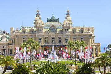 Tour de medio día para grupos pequeños a Mónaco, Eze y la Turbie...