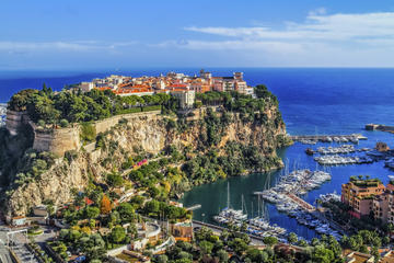 Villefranche Shore Excursion: Monaco...