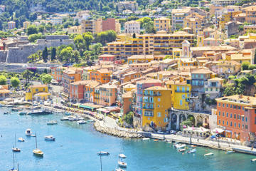 Villefranche Shore Excursion: Monaco and Eze Tour