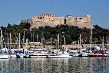 Visite privée: excursion d'une demi-journée à Cannes et Antibes au...