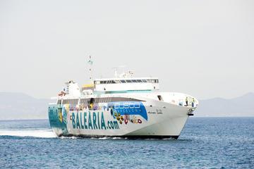 Billete de ida y vuelta de ferry a Menorca desde Mallorca