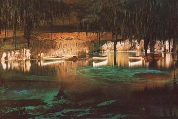 Excursión de un día a la fábrica de perlas Majorica y las cuevas del...