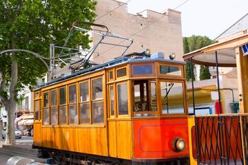 Excursión de un día en Mallorca con paseo en barco y tren antiguo