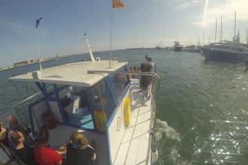 Excursion en bateau dans la baie de Palma de Majorque