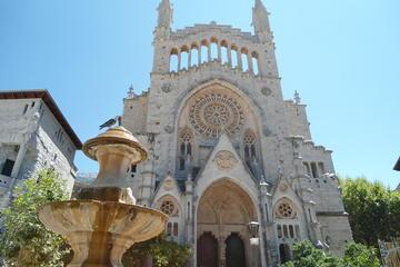 Excursion à Valldemosa et dans la vallée de Sóller à Majorque