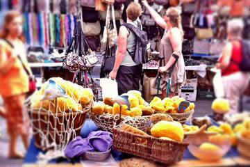 Recorrido de compras por el Mercado...
