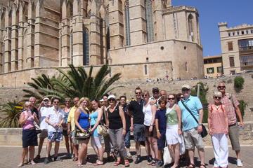 Tour privato: città vecchia di Palma