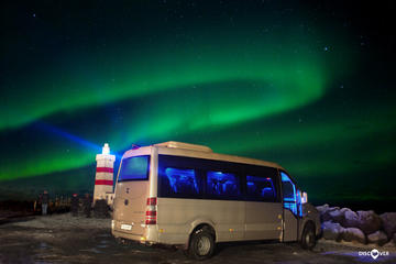 Northern Lights Hunt Luxury Minibus Tour