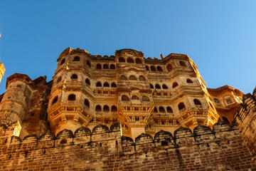 One-Way Private Transfer from Udaipur To Jodhpur with Ranakpur Jain temple