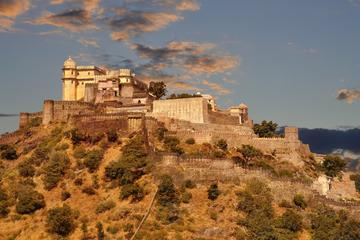 One-Way Private Transfer from Udaipur To Kumbhalgarh City with Pickup
