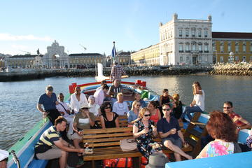 Shared Sunset Cruise from Cais do...