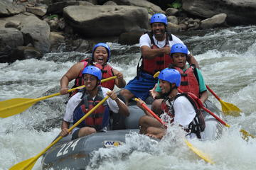 Book Lower Yough Pennsylvania Escorted White Water Rafting on Viator