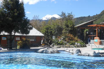 Private Tour to Papallacta Hot SPrings