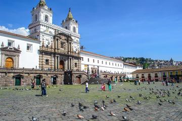 Tour History and Flavors of Ecuador