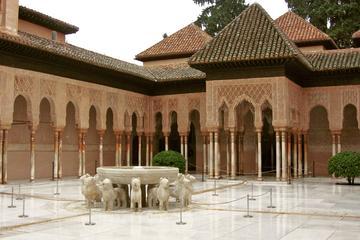 Alhambra Nasrid Palaces and...
