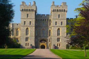 Paseo en bicicleta por Windsor y el paisaje rural del valle del...