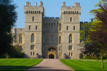 Tour per piccoli gruppi: giro in bici di Windsor compresa la campagna