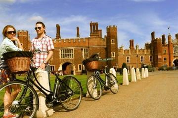 Tour per piccoli gruppi: tour in bici di Hampton Court