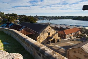 Bootstour durch den Hafen von Sydney und Goat Island-Rundgang
