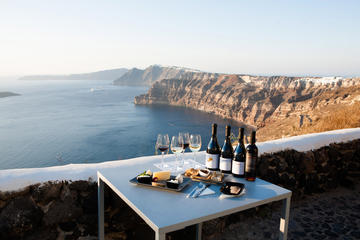 Santorini Private Cooking Class and Wine Tasting