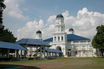 マイバスで行く!マレーシア・ジョホールバル観光