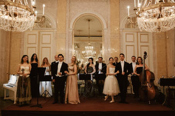 Vienna Supreme Concerts al Museo Albertina
