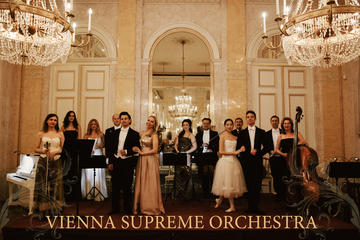 Vienna Supreme Concerts at Albertina Museum