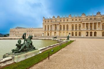 Evite las colas: Visita de medio día a Versalles