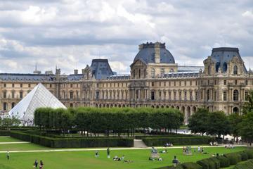 Excursão independente a Paris de 2 dias com Museu do Louvre opcional...