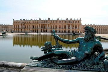 Excursión clásica en Versalles sin colas
