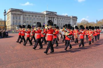 Small-Group London Sightseeing with Buckingham Palace Access