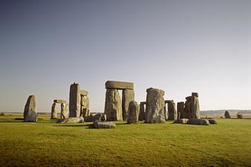 Stonehenge-rundtur utan guide från London