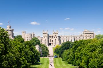 Toegang tot Windsor Castle met transport vanuit London