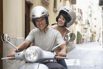 Alquiler de scooter en Granada