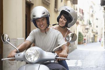 Aluguel de scooter em Granada